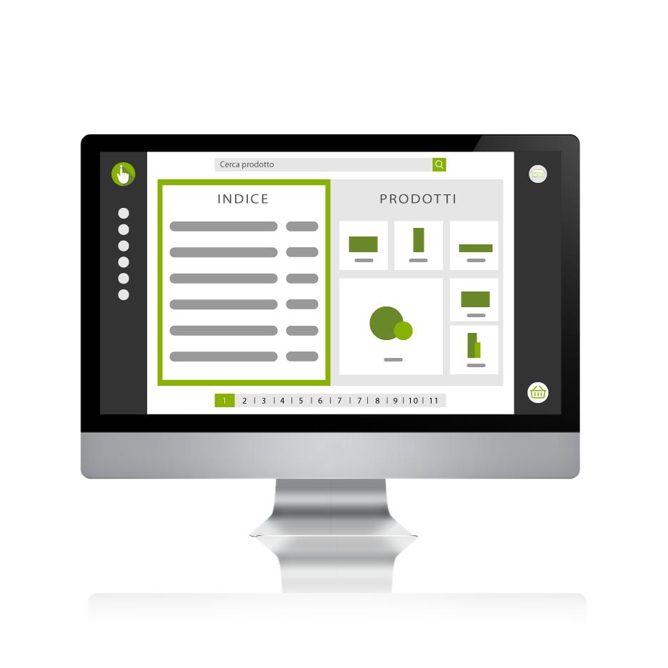 demo catalogo interattivo
